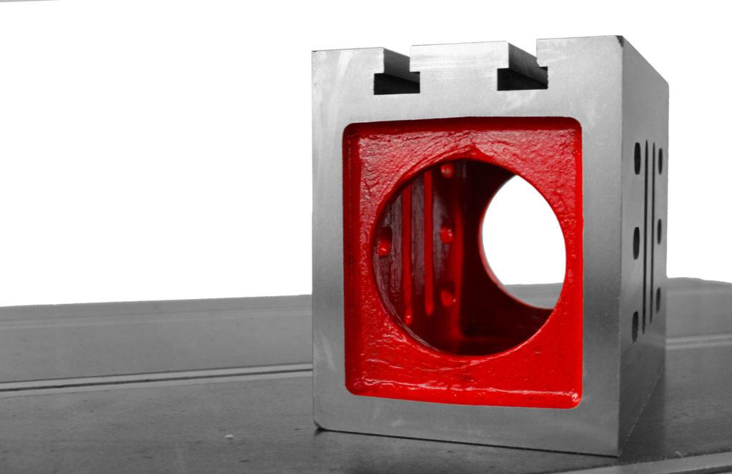 Cassetta di Montaggio in struttura lamellare